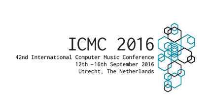 ICMC2016 Selected 入選